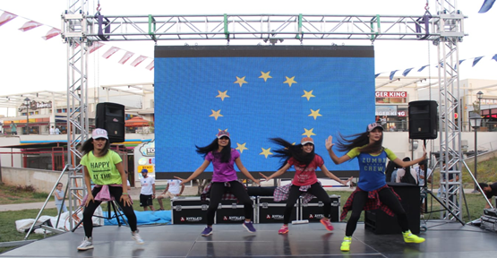 Avrupa Gençlik Ve Spor Festivali Sona Erdi