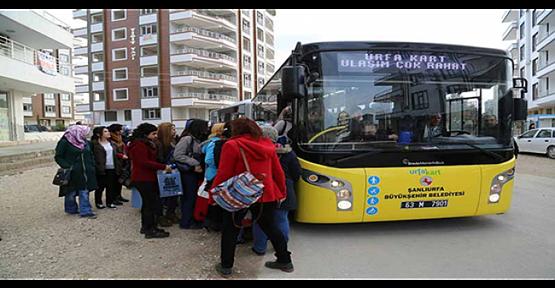 Bayram'da Toplu Taşıma Ücretsiz Hizmet Verecek
