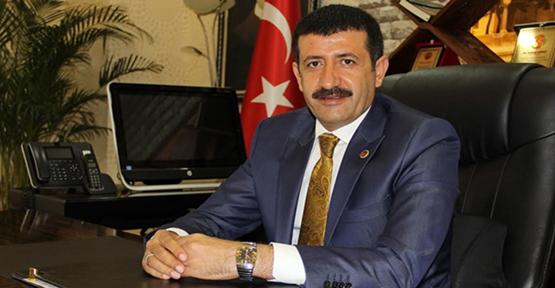 Eyyübiye Belediye  Başkanından Örnek Hareket