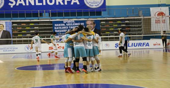 Haliliye Belediye Spor Voleybol Takımı, Yeni Sezona Hazırlanıyor