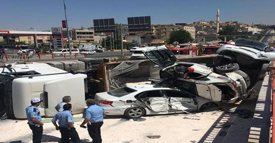Kazada Ölen Kişi Urfa Milletvekilin Amcası Çıktı