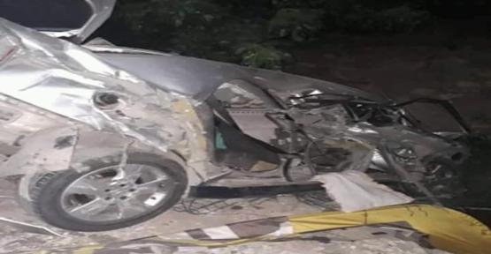Şanlıurfa'da Otomobil Devrildi, 6 Yaralı