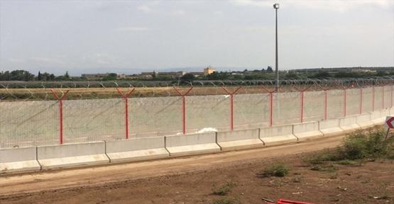 Şanlıurfa- Suriye Sınırı Güneş Enerjisiyle Aydınlatılıyor