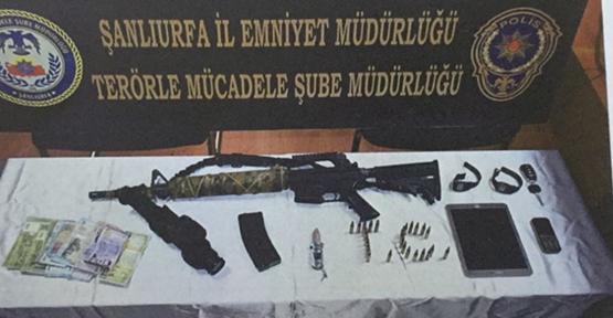 Şanlıurfa Terör Operasyonu, 3 Tutuklama