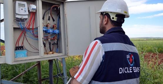 Şanlıurfa'da Borcunu Ödemeyen Çiftçilerin Elektriği Kesilecek