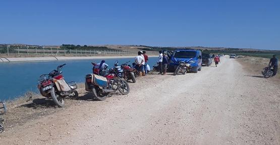 Şanlıurfa Sulama Kanalında Cesed Bulundu