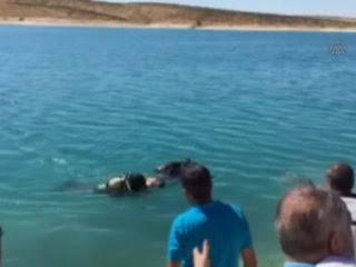 Urfa'da Yine Boğulma Vakası