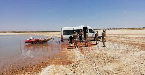 Urfa'da Kayıp Olan Çocuk Gölette Aranıyor