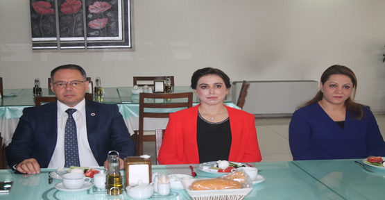 Başhekim Altay, 'Şehrin Tek Tüp Bebek Merkeziyiz'