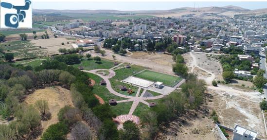 Bozova Kent Parkı İlçe Halkının Yoğun İlgisini Görüyor
