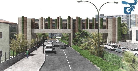 Çamlık Caddesi Üzerine İnşa Edilecek Köprü Kütüphanenin İhalesi Yapıldı