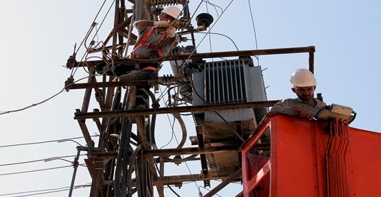 Dicle Elektrik Kış Öncesi Bakım Onarım Çalışmalarına Başladı