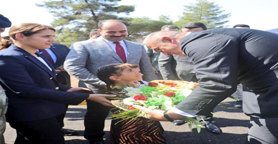 Kültür Ve Turizm Bakanı Mehmet Nuri Ersoy Urfa'da