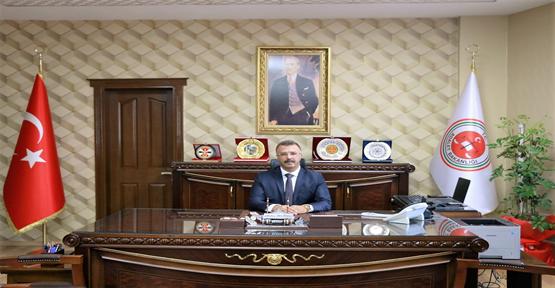 Şanlıurfa Başsavcısı Öztoprak'tan Yeni Adli Yıl Mesajı