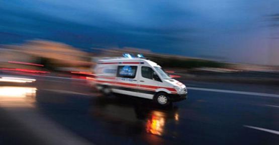 Urfa'da Merdiven Çöktü, 1 Ölü