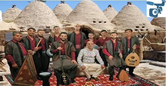 Akyol Sıra Gecesi Urfa'da Klip Çekti