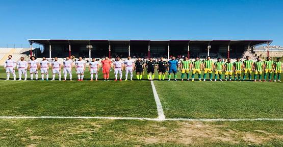 Bandırmaspor 0-1 Şanlıurfaspor