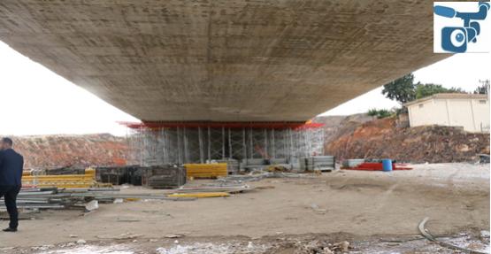 Narlıdere Katlı Köprülü Kavşağı Açılıyor