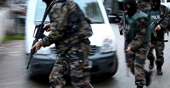 Urfa'da Terör Operasyonu