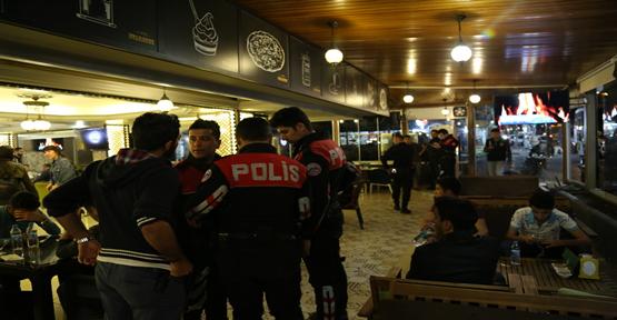 Urfa'da Eğlence Mekanlarına Sıkı Denetim