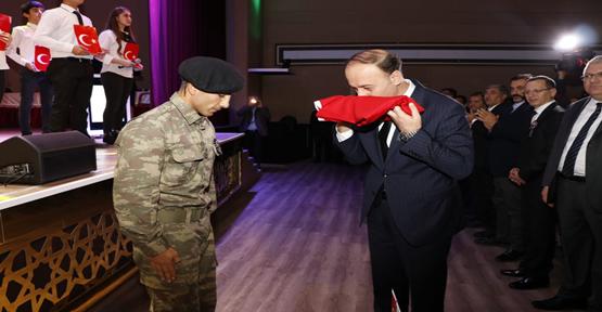 Atatürk 10 Kasım'da Şanlıurfa'da Anıldı