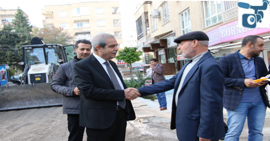 Başkan Demirkol, Çalışmalar Hakkında Ekipten Bilgiler Aldı