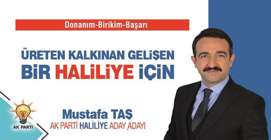Mustafa Taş'a Her Kesimden Destek Geliyor