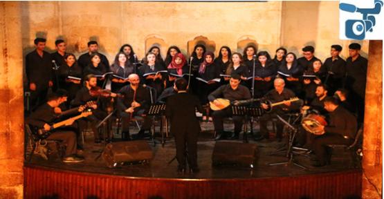 Ruha Medeniyetler Korosu Konseri Yoğun İlgi Gördü