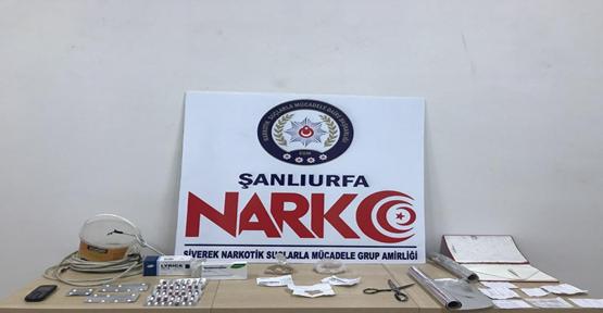 Şanlıurfa'da Cezaevi Firarisi Sahte Kimlikle Yakalandı