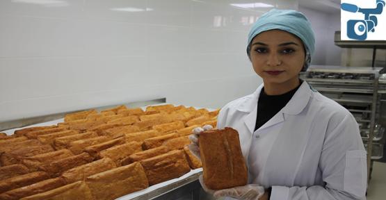 Şanlıurfa'da Çölyak Hastalarına Sıcak Ekmek
