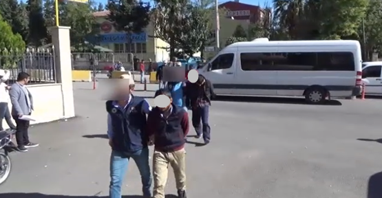 Şanlıurfa'da Tutuklanan Zanlılar Bombalı Saldırının Zanlılar Çıktı