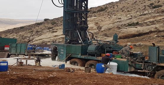 Suriyelilerin İçme ve Kullanma Suyu DSİ'den
