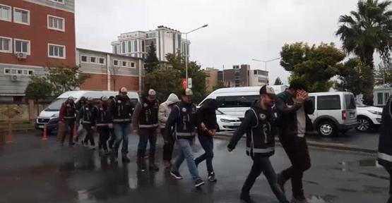 Urfa'da KPSS Jokerleri Tutuklandı