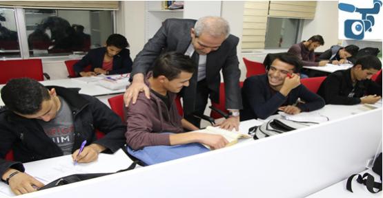 Başkan Demirkol, Geleceğimizin Teminatı Gençlerdir
