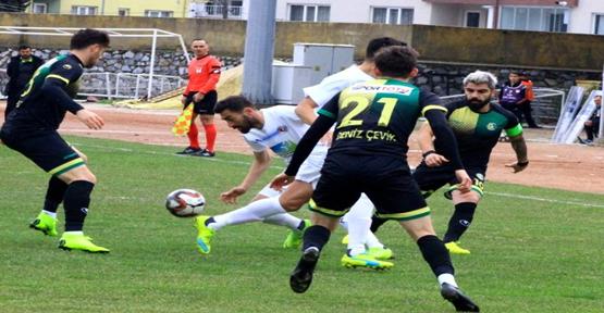 Fethiyespor 1-2 Şanlıurfaspor