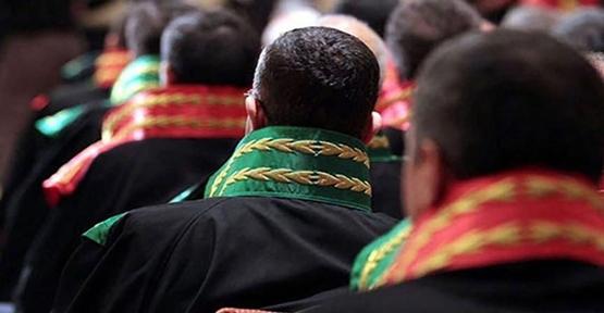 HSK'dan 17 Hakim Ve Savcıya İhraç Aralarında Urfa'da Var