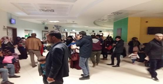 Urfa'da Doktorlar Günde 150-200 Hastaya Bakıyor