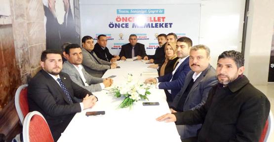 AK Parti SKM Toplandı