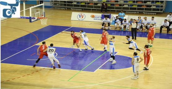 Haliliye Basketbol Ve Voleybolda Haftayı Galibiyetle Kapattı
