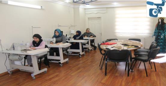 Kadın Danışma ve Dayanışma Merkezi  Açıldı
