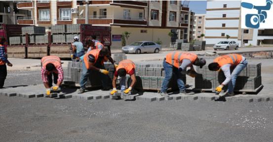Karaköprü'ye Bir Yılda 60 Kilometre Yeni Yol Kazandırıldı