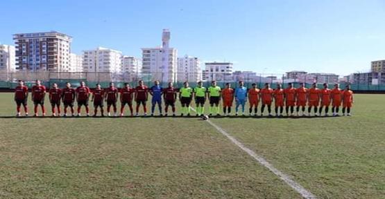 Karbel Karaköprü Belediye Spor 0-3 Büyükçekmece Tepecik Spor