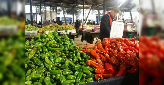 Pazarda Meyve Sebze Fiyatları Düştü mü!