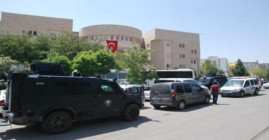 Şanlıurfa'da Terör operasyonu, 5 Tutuklama