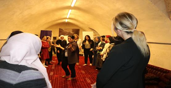 Şanlıurfalı Ve Suriyeli Kadınların Hoşgörü Paylaşımı