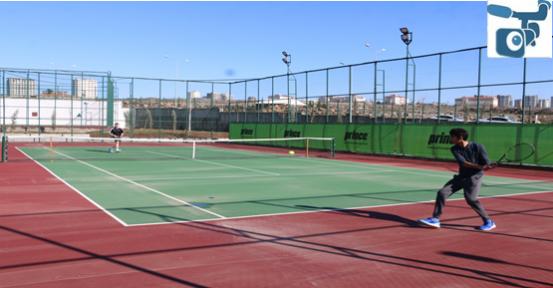 Urfa 2019 Ulusal Tenis Turnuvasına Ev Sahipliği Yapacak