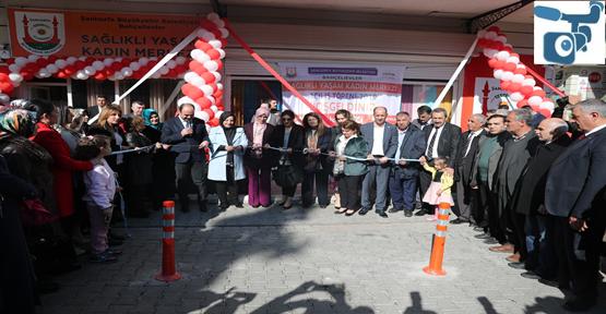 Urfa'da  5 Yıldızlı Sağlıklı Yaşam Merkezi Açıldı