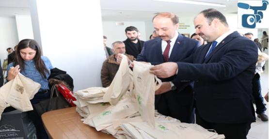 Urfa'da  Çevre Bilinci ve Eğitim Programı düzenlendi