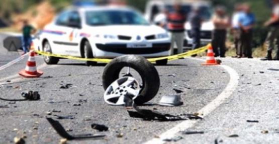 Urfa'da Hafif Ticari Araç Şarampole Yuvarlandı, 1 Ölü