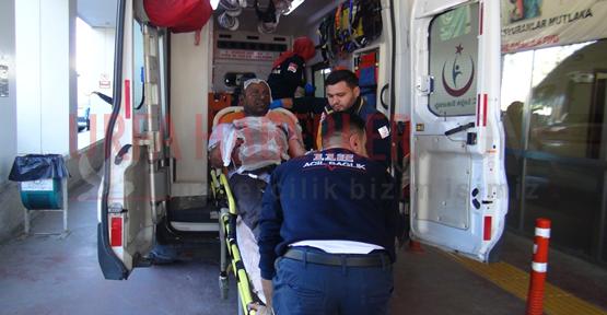 Urfa'da Yine Trafo Patladı, 1 Yaralı